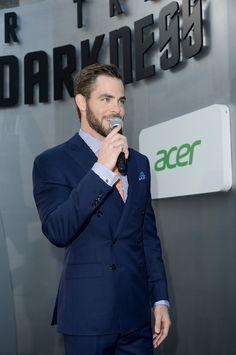 Chris Pine - 'Star Trek' Premieres in Hollywood