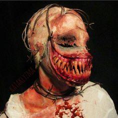 Amazing halloween mask