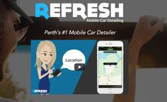 Refresh Your Car With an App Perth, App, Apps