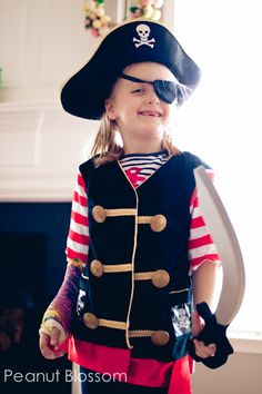 Awesome pirate birthday party games and ideas on the Melissa & Doug blog…