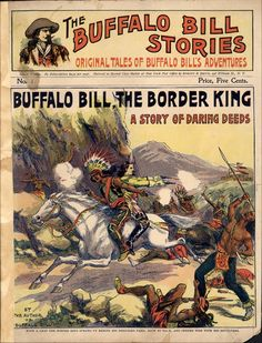 The Buffalo Bill Stories No 136 December 19 1903