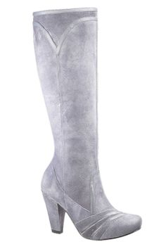 Grey Boots with very nice details