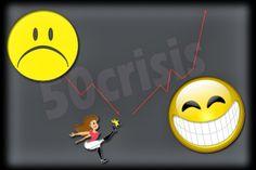 Crisis. Intenta ser feliz