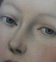 """Lucretia"" (detail) by Lucas Cranach the Elder"