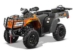 New 2016 Arctic Cat TBX 700 Special Edition ATVs For Sale in Missouri. 2016 Arctic Cat TBX 700 Special Edition, 2016 Arctic Cat® TBX 700 Special Edition Features May Include: 700 H1 4-Stroke Engine With EFI The 700 H1 is a 695cc, liquid-cooled single cylinder with EFI. Excellent throttle response provides smooth and consistent acceleration. Ride-In Suspension Double A-arms optimize wheel motion, translating into more responsive steering and better cornering. With 11 inches of ground…