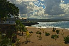 So amazingly beautiful - Playa Alicia formed only 9 years ago located in Puerto Plata