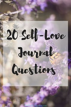 The best place to start practicing self-love is in your mind! Read about the 20 journaling questions to help you find your authenticity and self-love. Journal Prompts, Writing Prompts, Journal Ideas, Writing Ideas, Writing Journals, Journal Entries, Journal Inspiration, Affirmations, Practicing Self Love