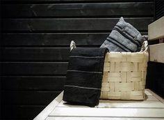 sauna, black and white Throw Pillows, Black And White, Bathroom, Instagram Posts, Home Decor, Washroom, Toss Pillows, Decoration Home, Cushions
