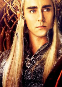 Thranduil (Lee Pace) is what makes me most excited for Desolation of Smaug... Aside from his son, Legolas, of course!