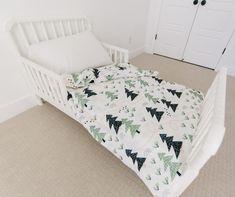 Cameron Toddler Comforter - Project Nursery