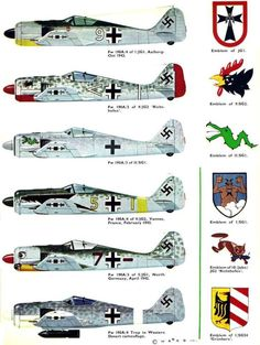 Fw190A: Ww2 Aircraft, Fighter Aircraft, Military Aircraft, Luftwaffe, Military Photos, Military History, Focke Wulf 190, Aircraft Painting, Ww2 Planes