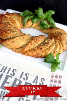 Pullahiiren leivontanurkka: Syötävät lahjat