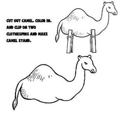 http://www.artistshelpingchildren.org/crafts-images/animals/camel-clothespins-bw-printables.png