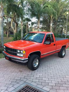 Straight Body 1989 Chevrolet C K Pickup 1500 Silverado Gmc