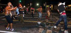 Protestas en Ferguson no cesan