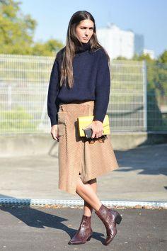 Paris Fashion Week Street Style #fashionweeks,