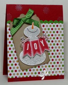 TSSC286 Snow Day by stampercamper - Cards and Paper Crafts at Splitcoaststampers