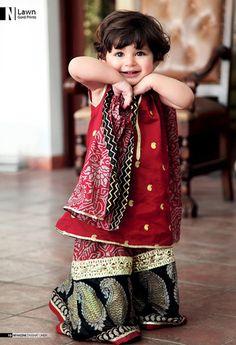 sari baby wear