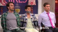 """S1 Ep10 """"The Killer Returns"""" - The drama starts soon #MysteryGirls fans! Who's ready?!"""
