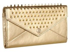 Rebecca MinkoffWallet On A Chain with Studs- ON SALE $224.95