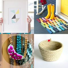 DIY projects from around the web