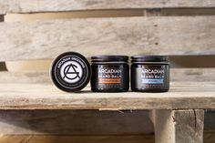 Our beard balm is a smooth and light blend of our very own oil mixture with a touch of manageable hold. Scoops out with ease and applies without adding any heaviness to the beard for an all day refreshing scent and awesome control. Will not leave a build up so it washes out with no residue. #beard #beardbalm  http://www.arcadiangrooming.com/products/beard-balm
