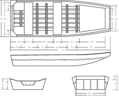 Free Plans On Wood Jon Boats | How To and DIY Building Plans Online Class - Boat -