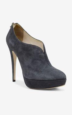 Miu Miu Grey Booties