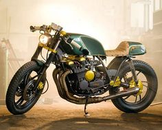 1980 Yamaha XJ 650 by Black Cloud Custom Motorcycles