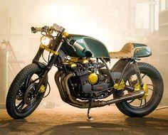1980 Yamaha XJ 650 by Black Cloud Custom Motorcycles