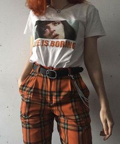 Image de fashion, grunge, and outfit, Grunge Outfits, Hipster Outfits, Edgy Outfits, Mode Outfits, Grunge Fashion, Look Fashion, 90s Fashion, Girl Outfits, Fashion Outfits