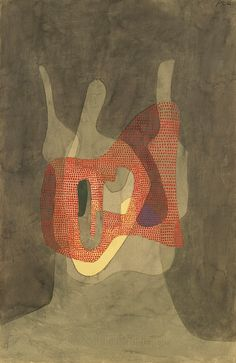 Paul Klee - Protectress - 1932