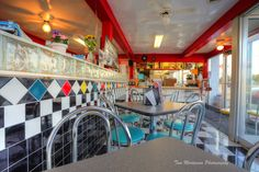 Milty Wilty's Drive-In Restaurant in Wautoma, Wisconsin - Waushara County.