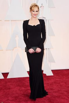 Melanie Griffith | All The Red Carpet Looks From The 2015 Academy Awards
