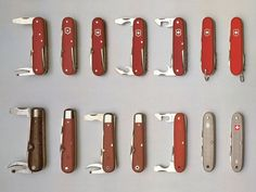 History of the Swiss Army Knife - The New Artemis