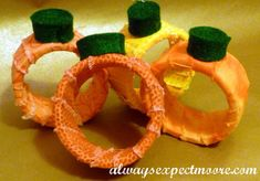 Tube Pumpkins from Always Expect Moore