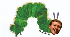 This never-ending caterpillar will make your Facebook friends hate you