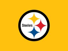 printable pittsburgh steelers logo nfl logos pinterest rh pinterest com steelers logos pics steelers logos pictures