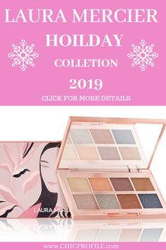 Laura Mercier Holiday 2019 Makeup Collection just launched so get ready for a bunch of treats like makeup palettes, travel sets and all kinds of makeup goodies. Get the all the details here! Makeup Palette, Eyeshadow Palette, Eyeshadow Makeup, Sleek Palette, Creamy Eyeshadow, Laura Mercier Makeup, My Makeup Collection, Latest Makeup, Holiday Looks