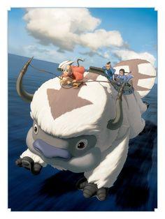 Libro de arte | Avatar: La Leyenda de Aang - Taringa!