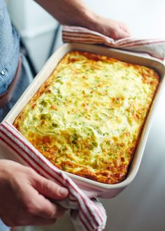 Recipe: Hatch Chile Breakfast Casserole — Recipes from The Kitchn