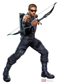 Los Vengadores: Ojo de Halcón / The Avengers: Hawkeye