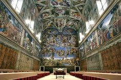 With between 10,000 to 30,000 tourists each day, Vatican may have to limit visitors to Sistine Chapel
