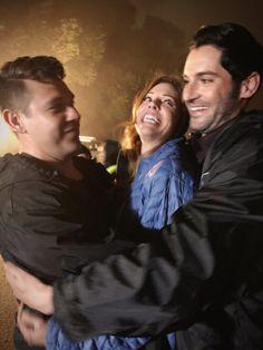 Kevin, Tricia & Tom