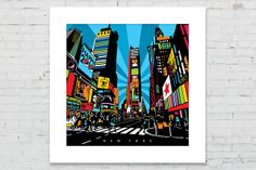 Times Square | New York | Pop Art | Lobo | Flickr - Photo Sharing!