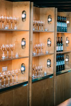 Bar Shelving in Space 2