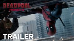 To top off the #12DaysOfDeadpool, here is a new stunning trailer for #Deadpool! The Merc with a Mouth will strike on the big screen starting February 12: https://www.youtube.com/watch?v=9vN6DHB6bJc