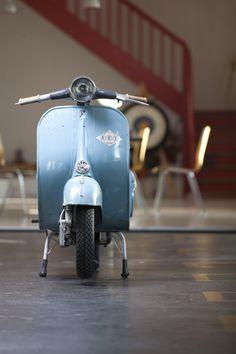 VESPA VBB 1964, MOTOR PX 200, MALOSSI 211ccm.... http://www.shutterstock.com/?rid=1525961