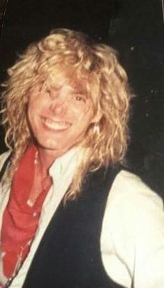 Randy Smith - Drummer (Lucky 1980's)