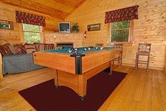 Pigeon Forge, TN: Pigeon Forge chalet rentals: Pigeon Forge Chalet 851 is a 4 bedroom, 2 bath chalet located less than 1 mile from downtown Pigeon Forge. The Pigeon For... Vacation Rental
